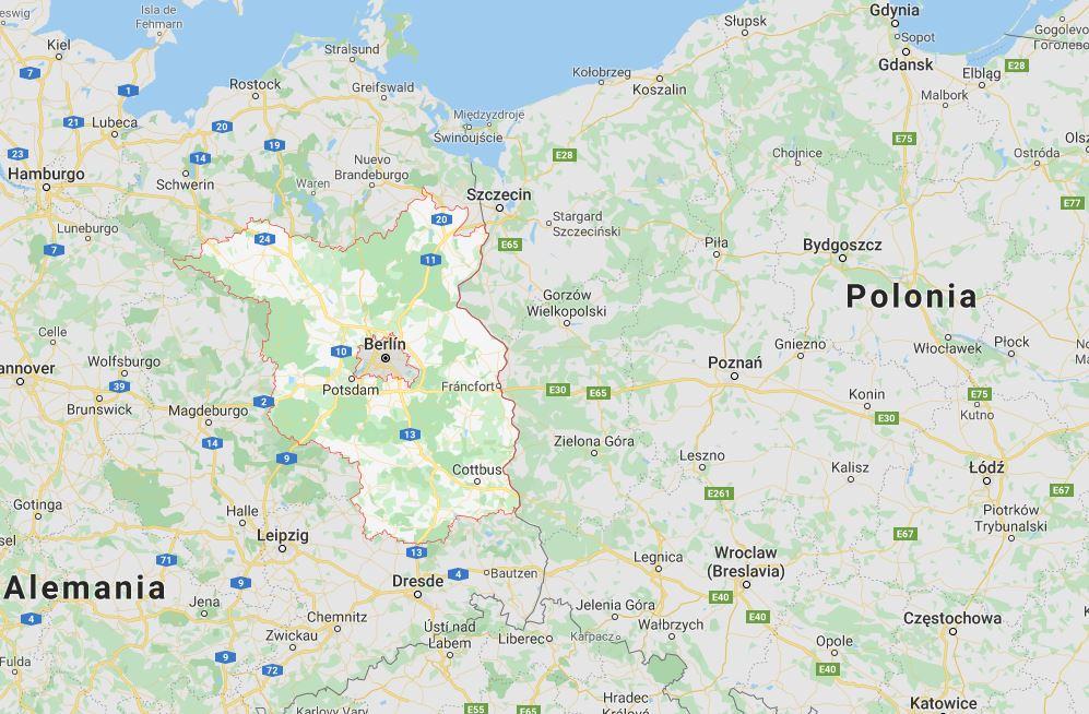 Alemania levanta una valla electrificada en la frontera con Polonia para evitar la PPA