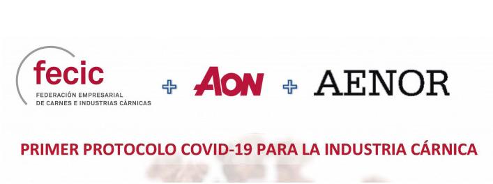 FECIC presenta el primer Protocolo Covid-19 para la industria cárnica española