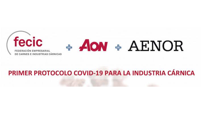 Los principales productores cárnicos aplicarán en sus instalaciones el Protocolo covid-19 creado por FECIC