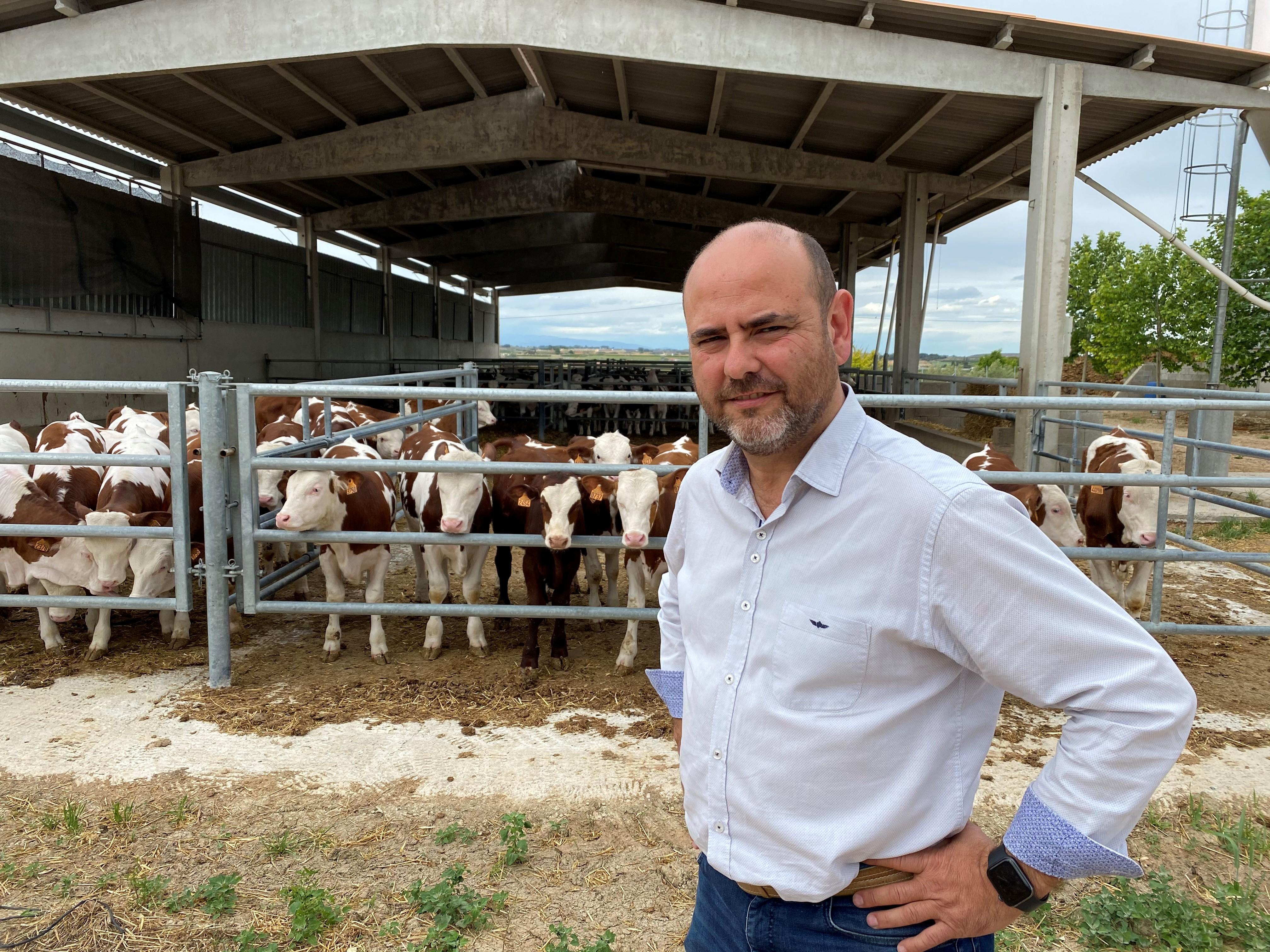 Ricard Godia es el nuevo presidente de Asoprovac en sustitución de Alberto Juanola