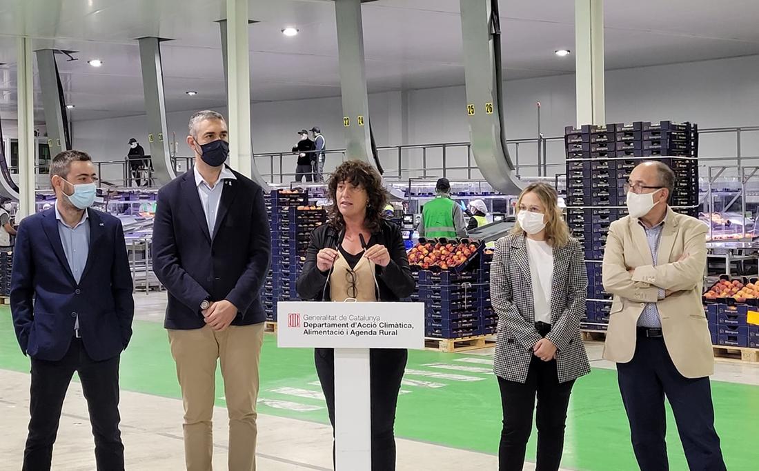 La campaña de la fruta dulce en Lleida acaba con los mejores precios de los últimos siete años